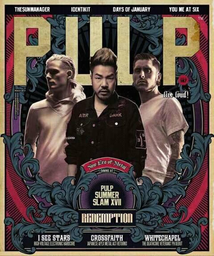 I See Stars Philippines Tour Dates