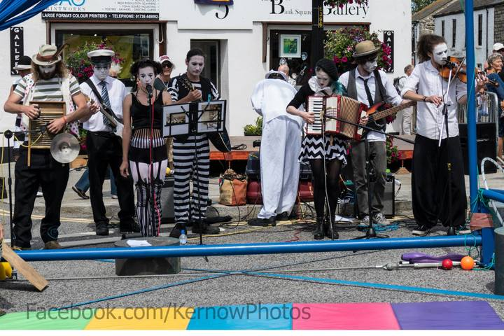 The Roustabouts Music @ Penhallow - Truro, United Kingdom