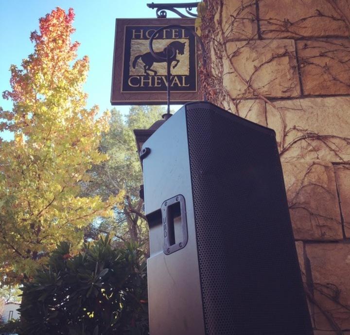 Kenny Taylor @ The Pony Club (Hotel Cheval)  - Paso Robles, CA