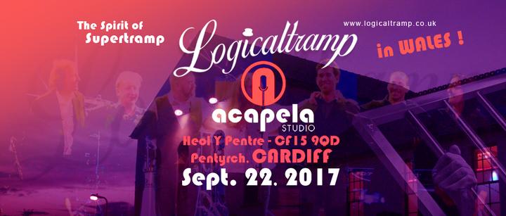 Logicaltramp @ ACAPELA STUDIO - Pentyrch, United Kingdom