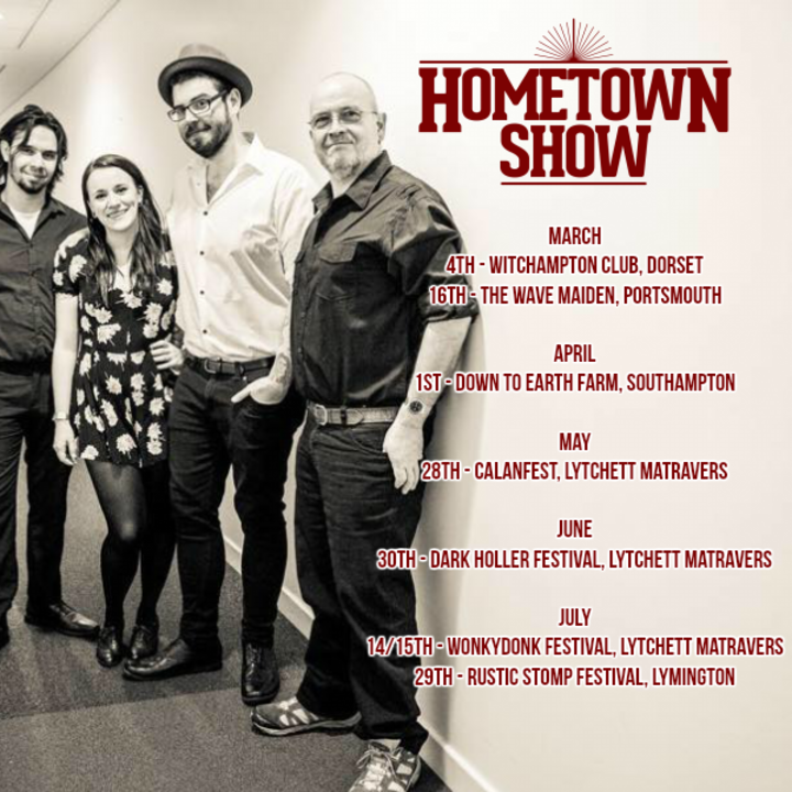 Hometown Show Tour Dates