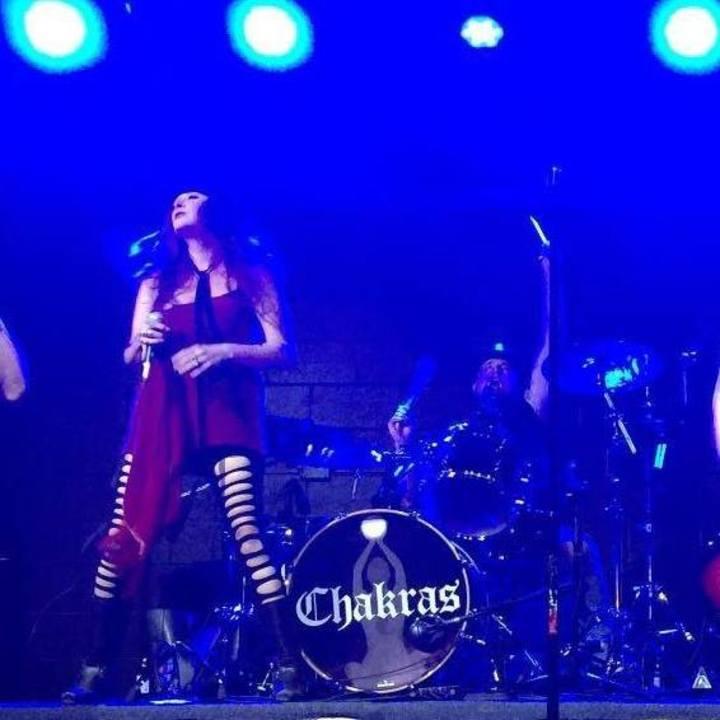 CHAKRAS Tour Dates
