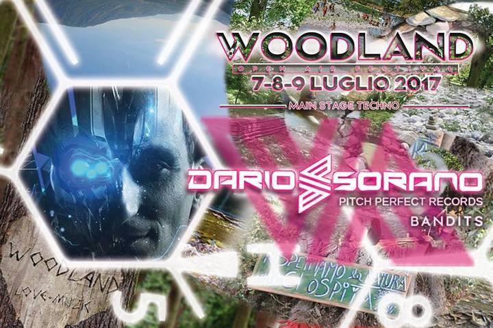 Dario Sorano @ Woodland - Salerno, Italy