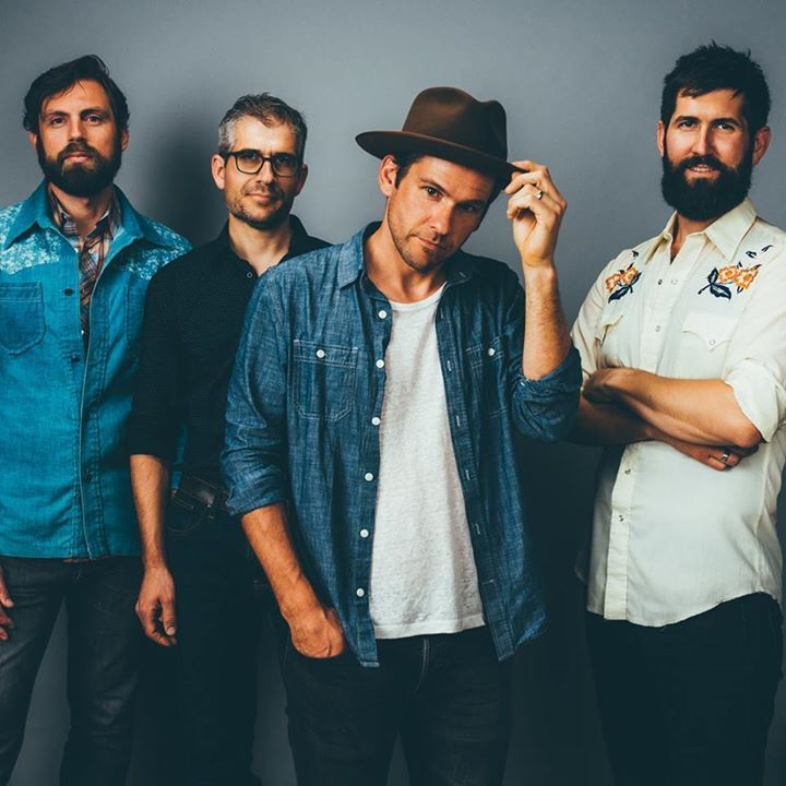 The Steel Wheels @ Mystic Theatre - Petaluma, CA