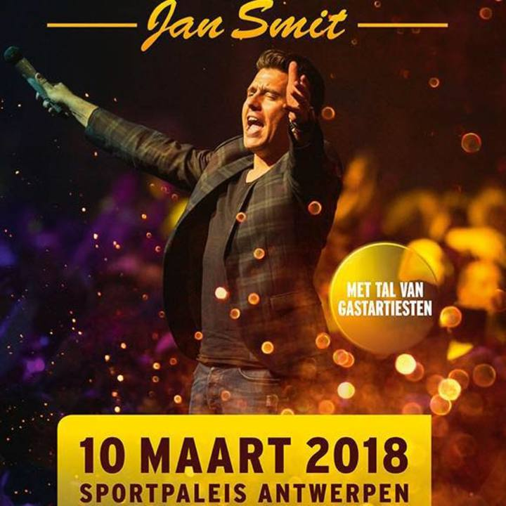 Jan Smit Tour Dates