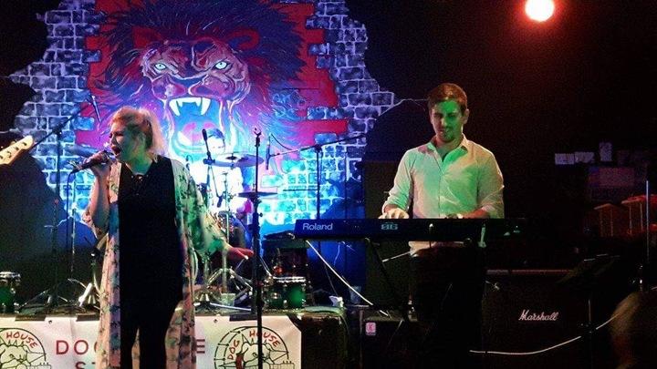 Isaac Truzzi - Franconi @ Rosie Pennie Band - Music On The Green - Bearsted, United Kingdom