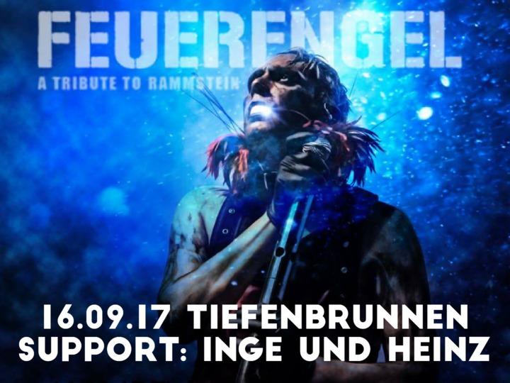 Inge & Heinz @ Waldbühne Tiefenbrunnen  - Tiefenbrunnen, Germany