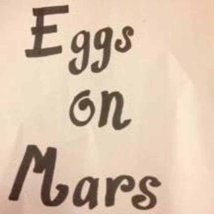 Eggs on Mars Tour Dates