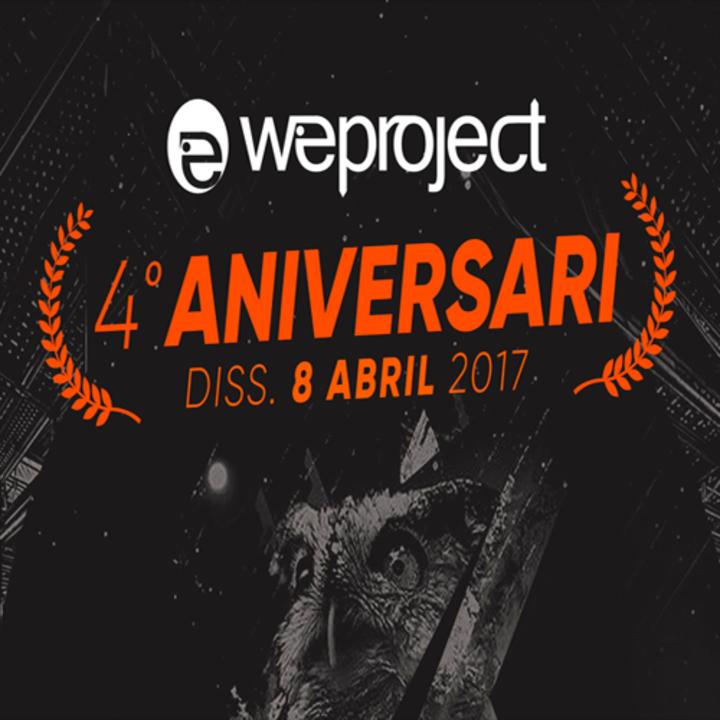 We Project Tour Dates