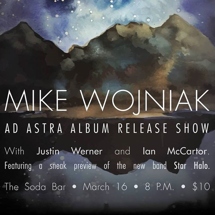 Mike Wojniak Tour Dates