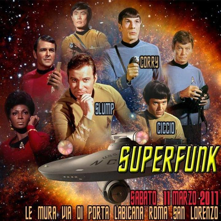 SuperFunk Roma Tour Dates