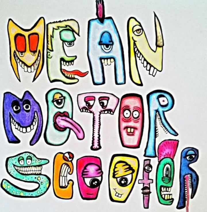 Mean Motor Scooter Tour Dates