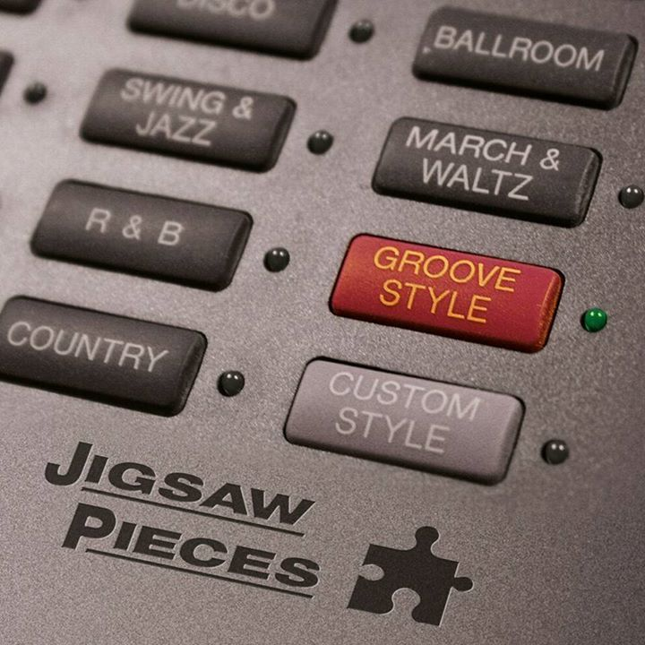 Jigsaw Pieces Tour Dates