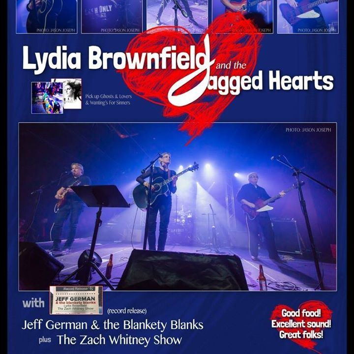 Lydia Brownfield Music Tour Dates