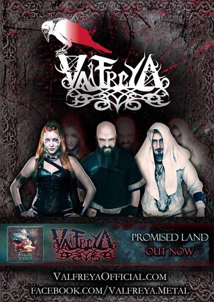 Valfreya Tour Dates