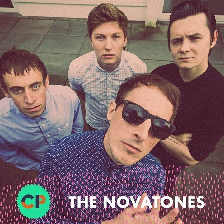 The Novatones Tour Dates