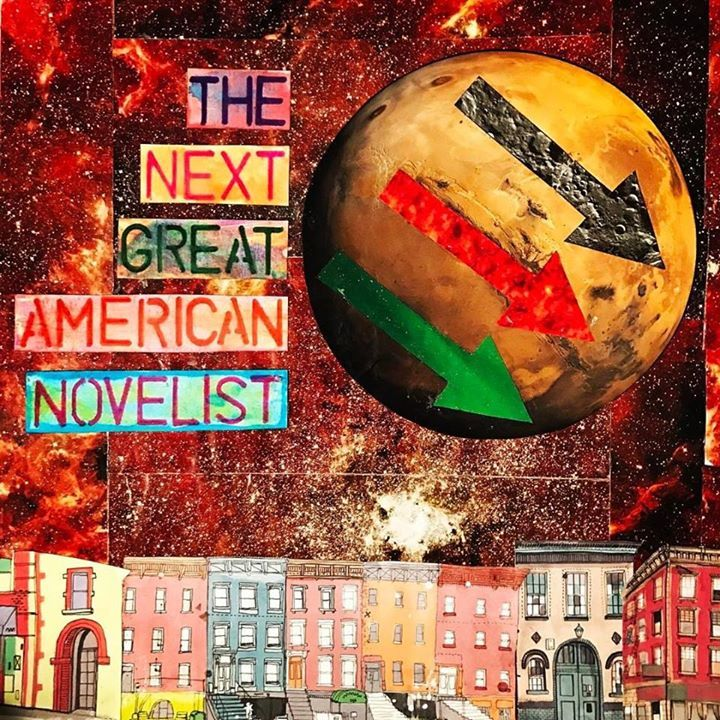 The Next Great American Novelist Tour Dates