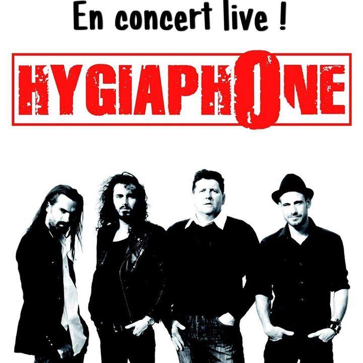 Hygiaphone Tribute To Téléphone Tour Dates