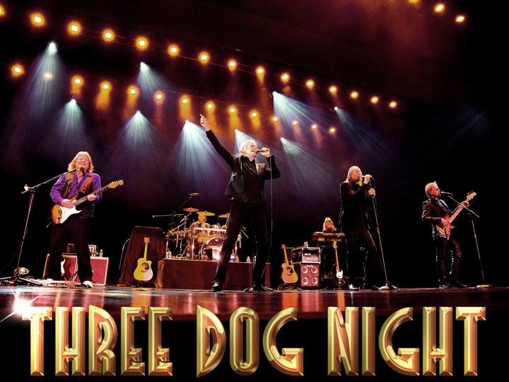 Three Dog Night @ Cape Cod Melody Tent - Hyannis, MA