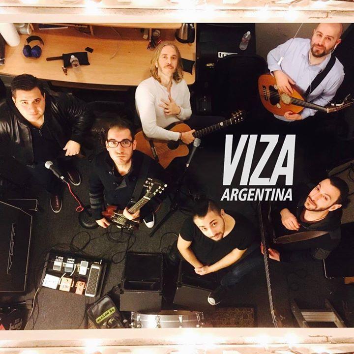 VIZA - ARGENTINA Tour Dates
