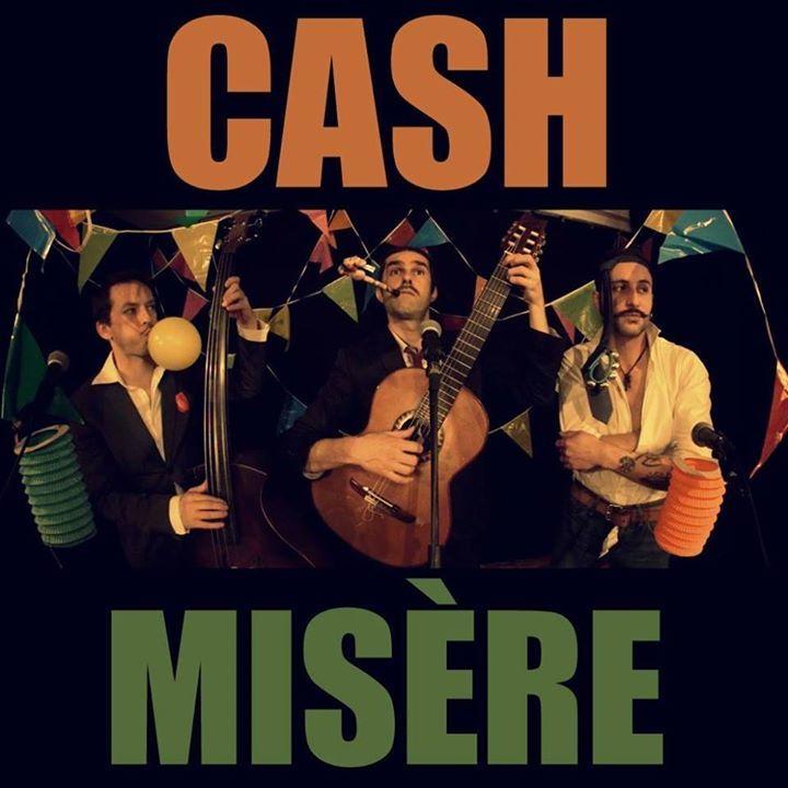 Cash Misère Tour Dates