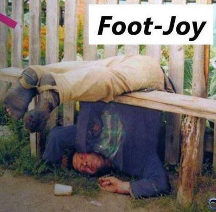Foot Joy Tour Dates