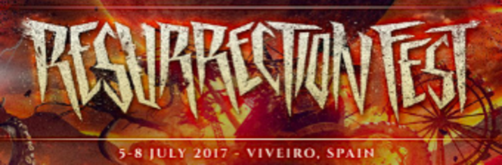 Undeclinable Ambuscade @ Resurrection Fest - Viveiro, Spain