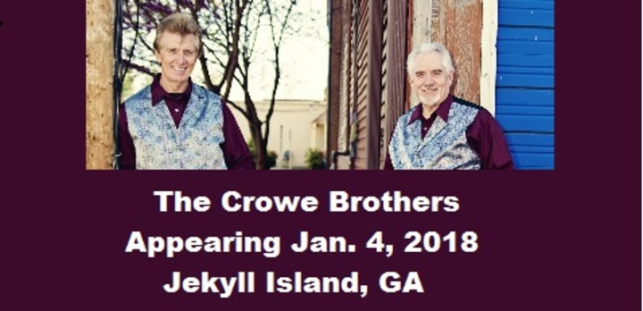 Crowe Brothers @ Jekyll Island Convention Center - Jekyll Island, GA