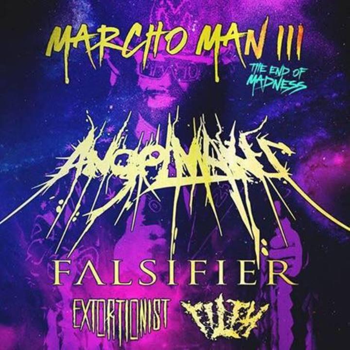 Extortionist Tour Dates