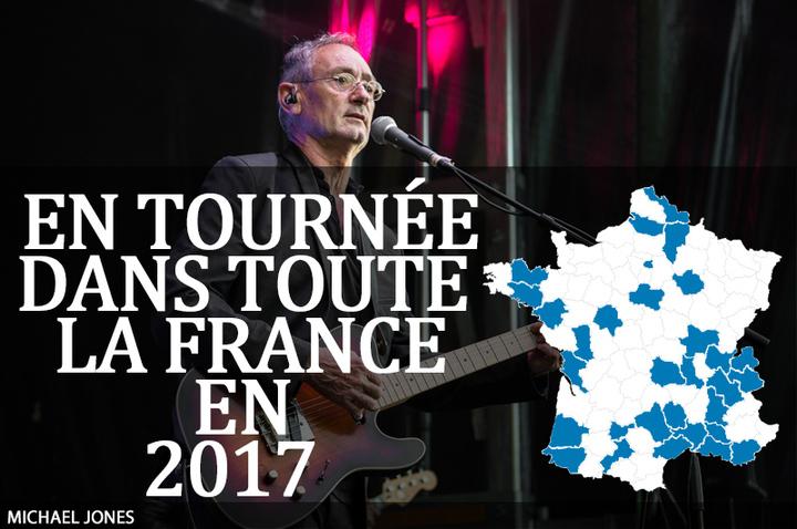 """Michael Jones @ Place Victor Hugo - Tour """"Au Tour De"""" - Var (83) - Cogolin, France"""