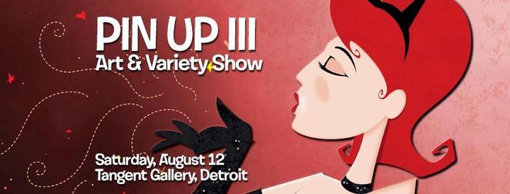 Tony Nova @ Tangent Gallery / Hastings Street Ballroom - Detroit, MI
