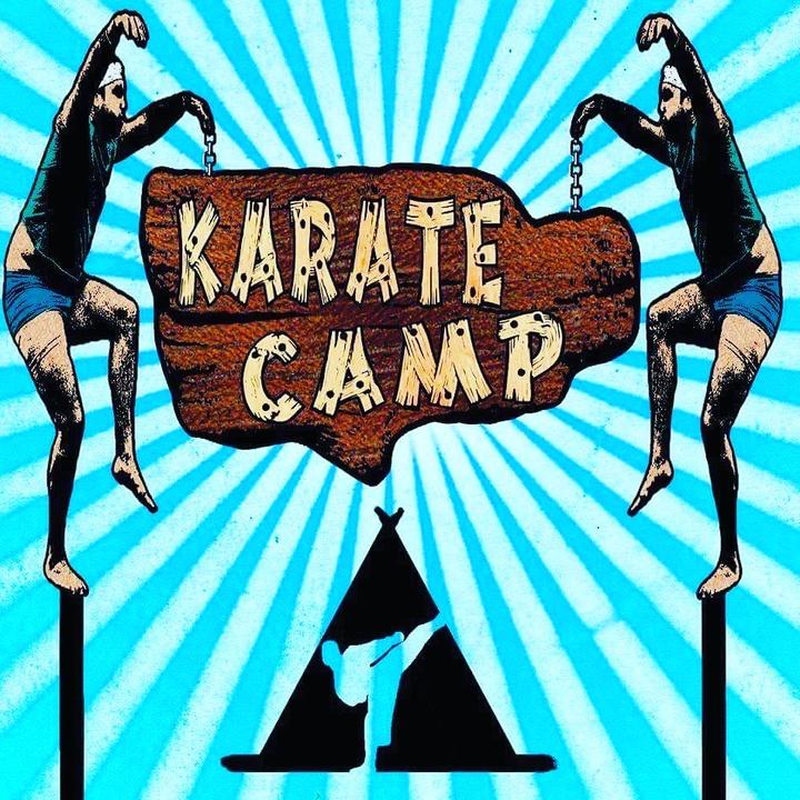Karate Camp Tour Dates