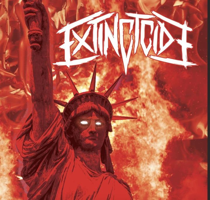 Extinctcide Tour Dates