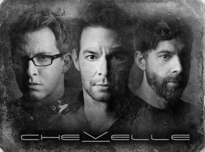 Chevelle @ Aztec Theater - San Antonio, TX