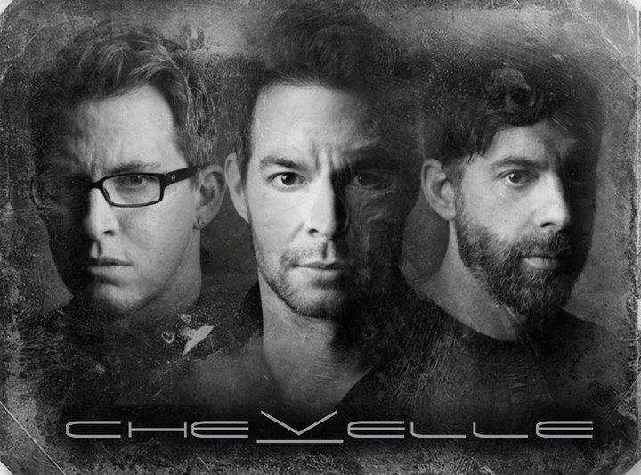 Chevelle @ Sumtur Ampitheater - Papillion, NE
