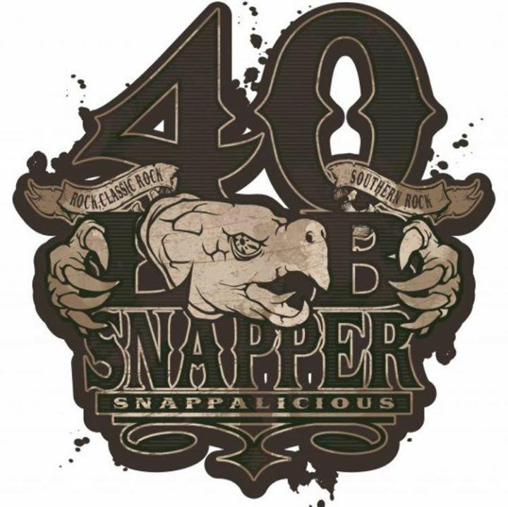40 LB SNAPPER Tour Dates