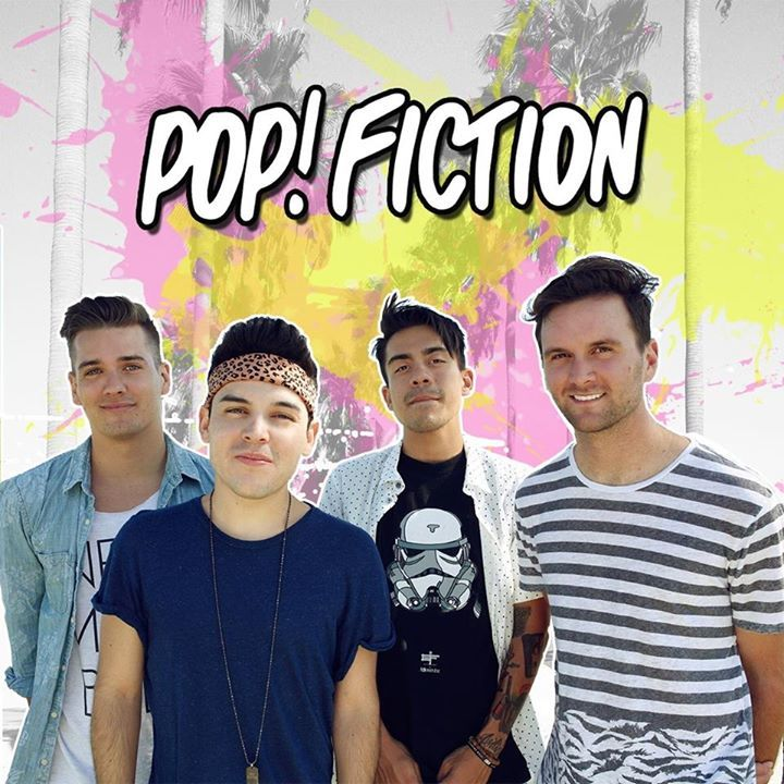 Pop! Fiction Tour Dates