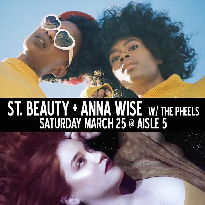 St. Beauty @ Aisle 5 - Atlanta, GA