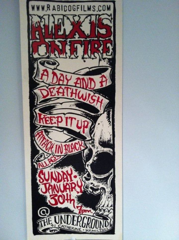 A Day and a Deathwish Tour Dates