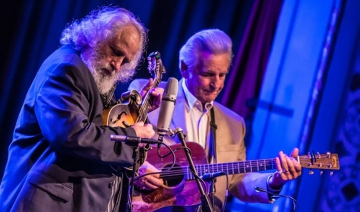 The Del McCoury Band @ Del & Dawg - Longwood Gardens Concert  Series - Kennett Square, PA