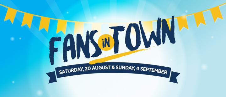 Fansintown.com Tour Dates