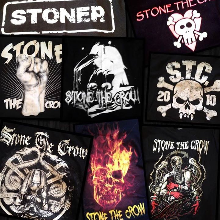 Stone The Crow Page Tour Dates