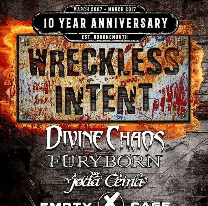 Divine Chaos Tour Dates