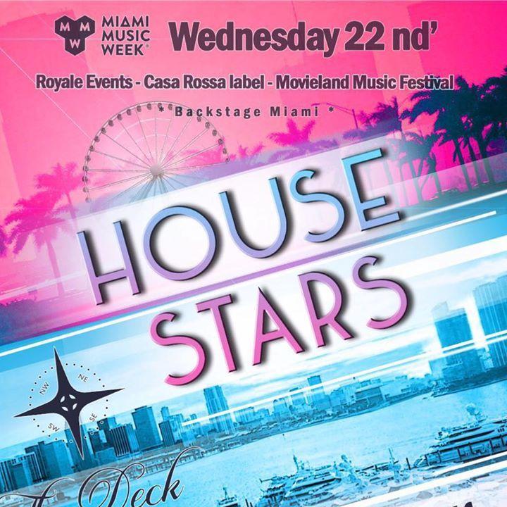 House Stars Tour Dates