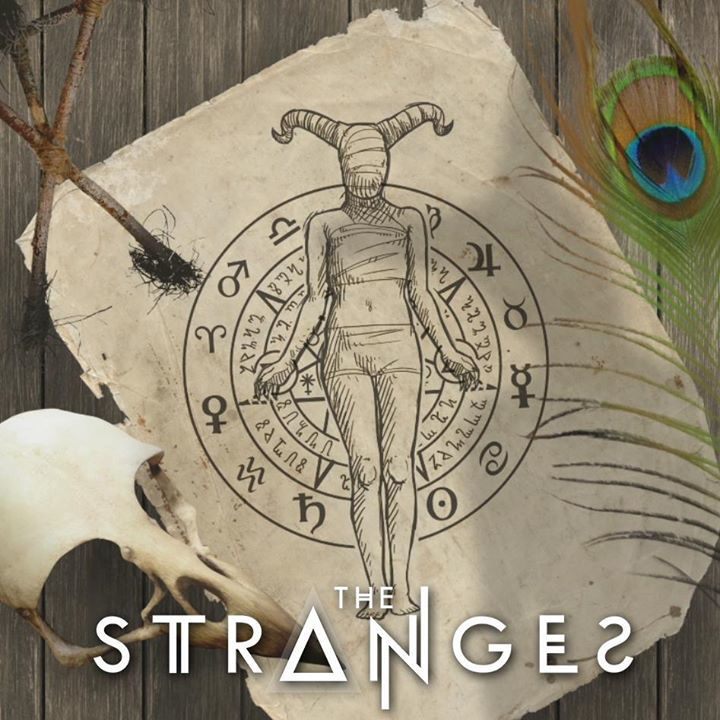 The Stranges Tour Dates