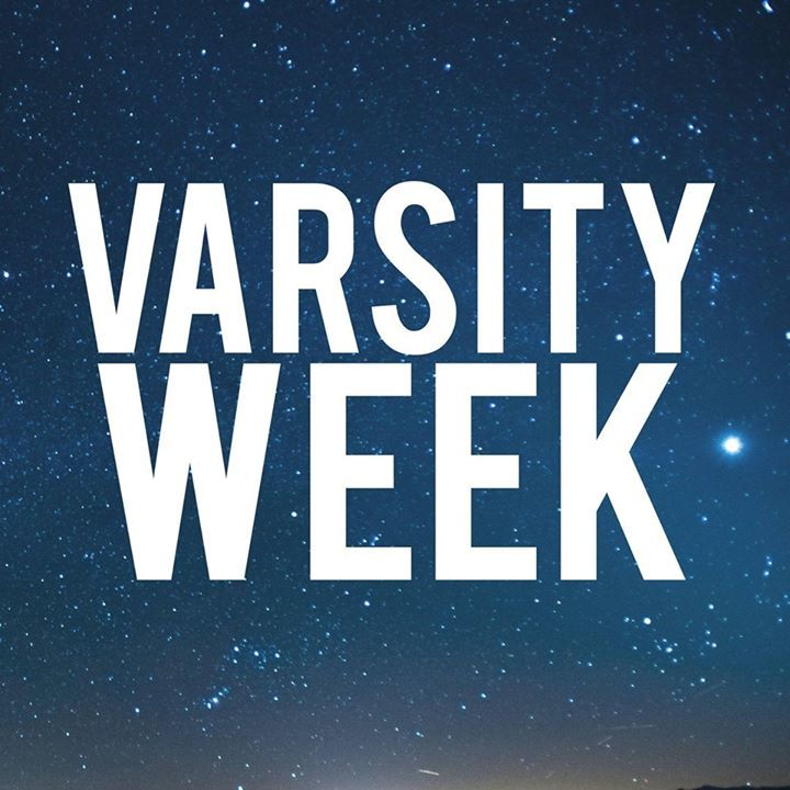 Varsity Week Tour Dates