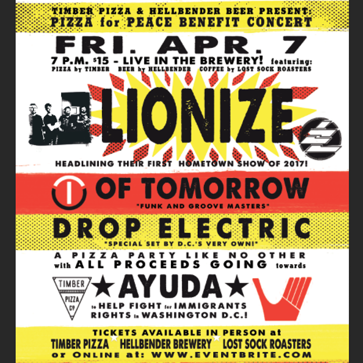 LIONIZE @ Sala Apolo - Barcelona, Spain