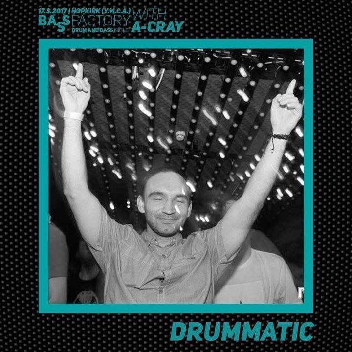 Drummatic Tour Dates