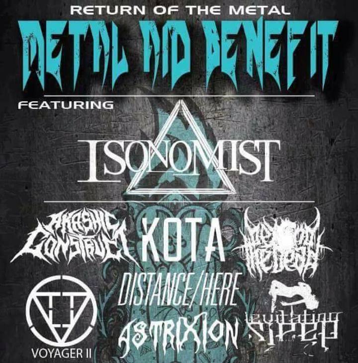 Adrastea Tour Dates