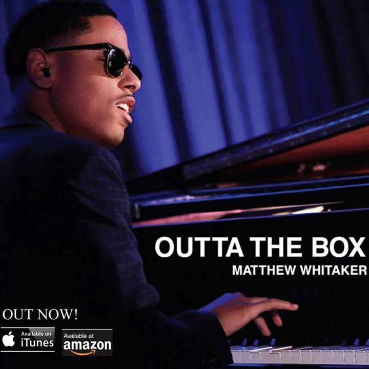 Matthew Whitaker Tour Dates